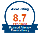 Lawyer Samuel Svalina | Avvo Rating 8.7 Excellent | Featured Attorney Personal Injury